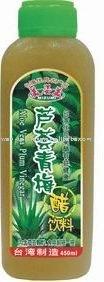 Aloe Vera Plum Vinegar