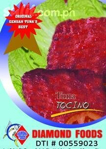 Tuna Tocino products,Philippines Tuna Tocino supplier