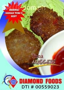 Tuna Nuggets