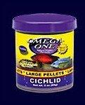 Pelleted  Fish Foods Large Cichlid Pellets