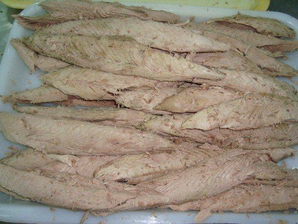 Pre-cooked Skipjack/ Bonito /Yellowfin...  loin s Tuna