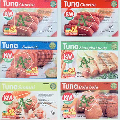 KM Foods Processed Tuna Products
