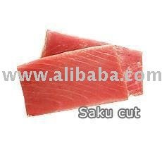 Saku cut  Yellowfin Tuna