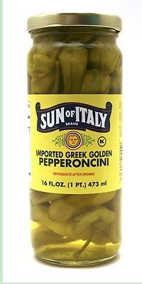 Peppers - Pepperoncini (16 oz)