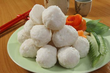 Frozen Fish Ball