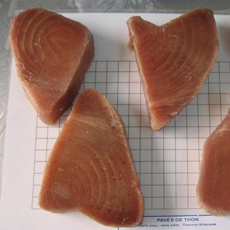 how to cook saku tuna