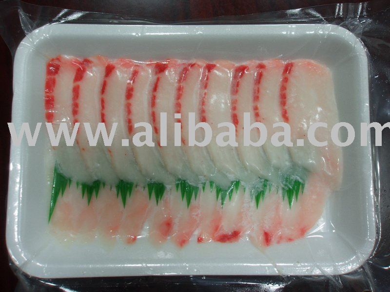 how to cut frozen fish