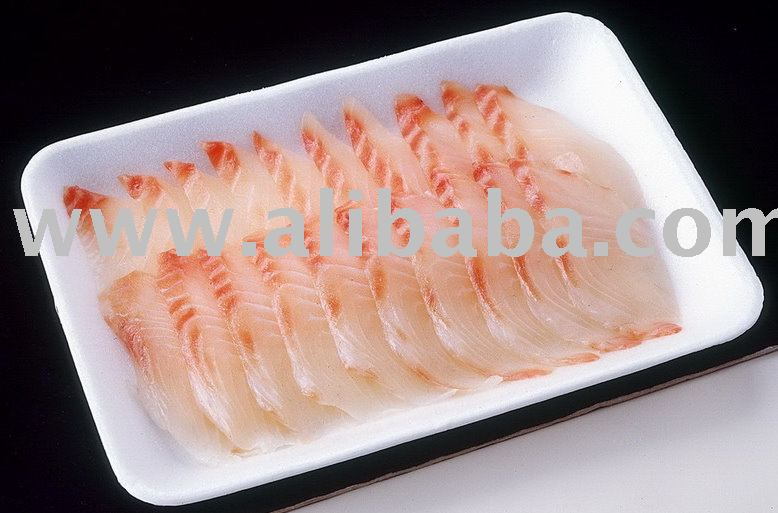 Frozen tilapia slice for sushi products taiwan frozen for Frozen fish for sushi