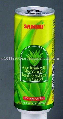 Sammi Aloe Drink with Aloe Vera Gel