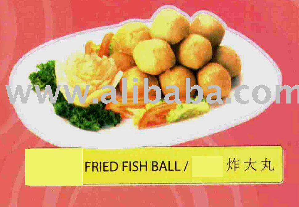 Fried Fish Ball