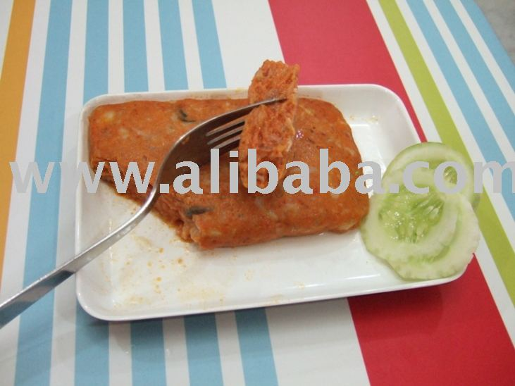 Otak-otak Fish Fillet
