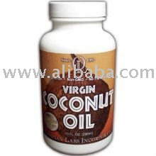 Olympian Labs Certified Organic Virgin Coconut Oil 10 fl oz