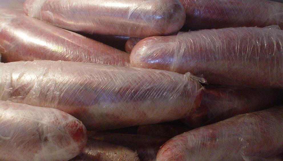 Tuna Albacore Frozen