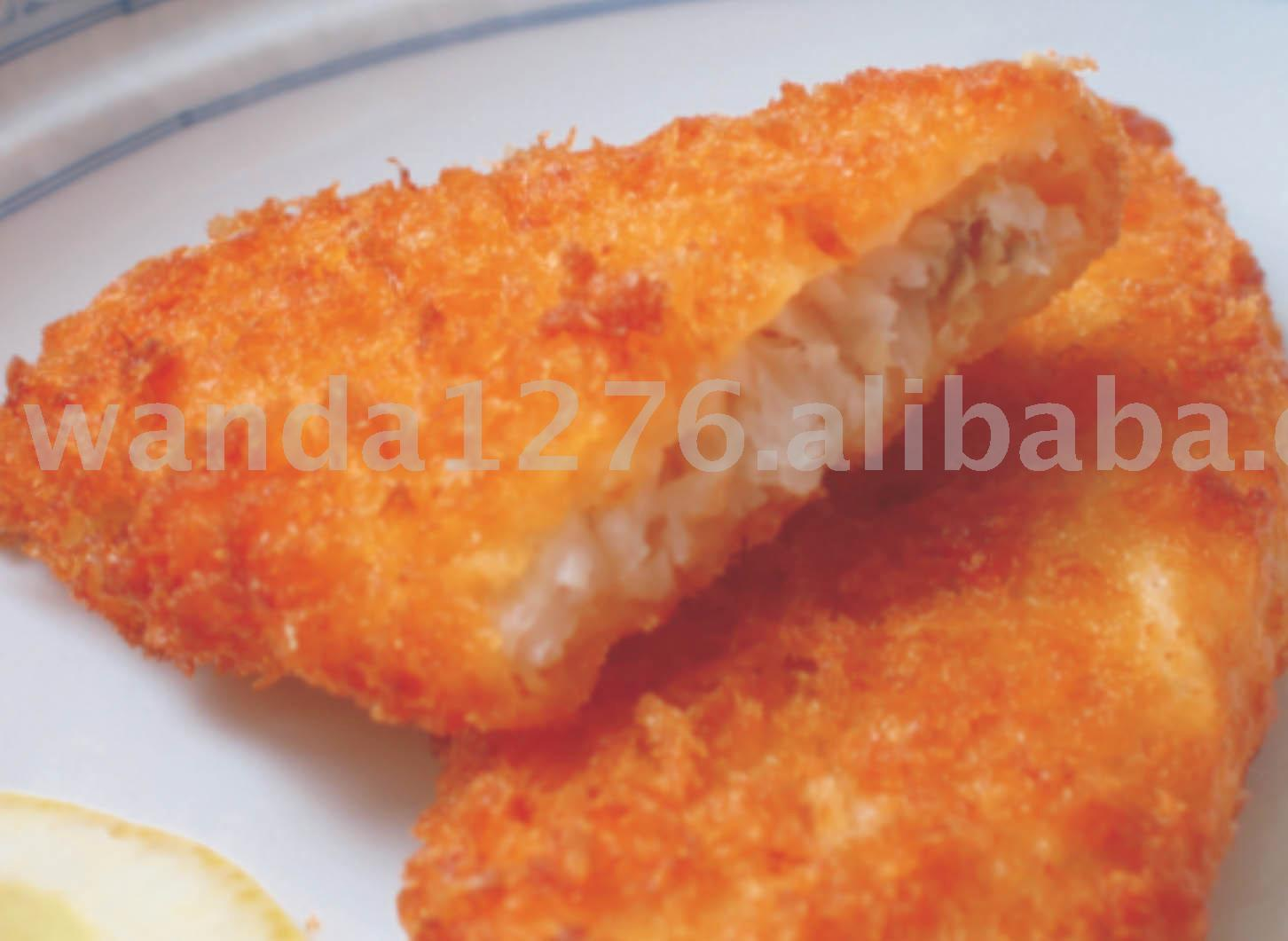 Breaded fish fillet products new zealand breaded fish for How to bread fish