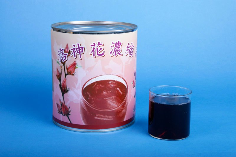 Concentrated Hibiscus Juice