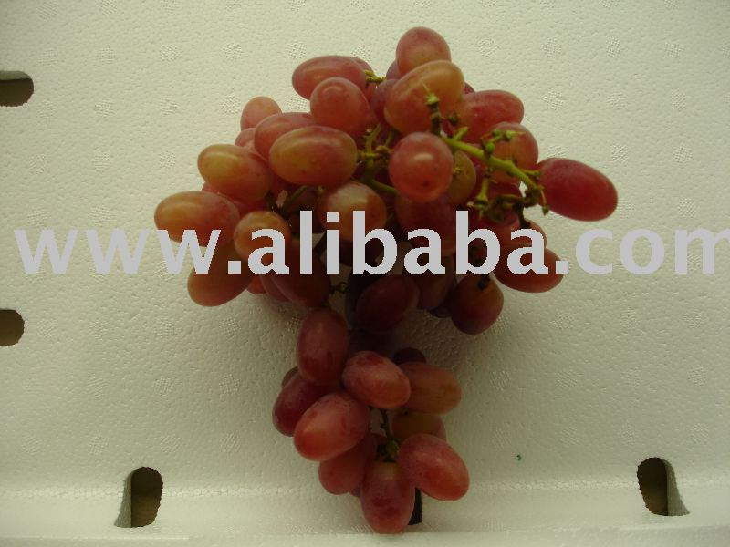 Crimson Seedless Grapes