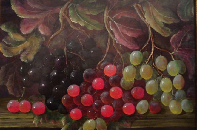 Fresh Grapes,Grapes,Pomegranates,Onion and all  types  of  Vegetables