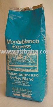Italian Espresso Coffee in Beans