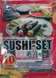 Japanese style SUSHI SET 211g