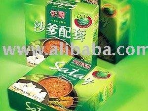 Nona Combo Meal Instant Halal Food products,Malaysia Nona Combo Meal