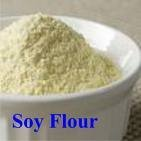 Defatted soya flour toasted/untoasted