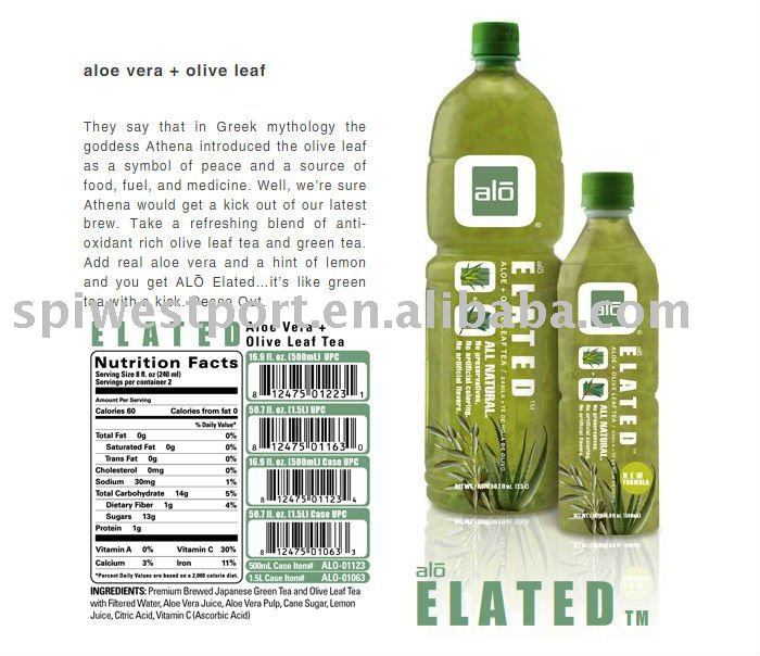 Aloe Juice Drink(Aloe Vera+Olive Leaf)