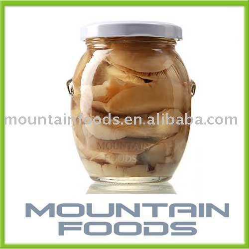 Canned Mushroom / Oyster Mushroom