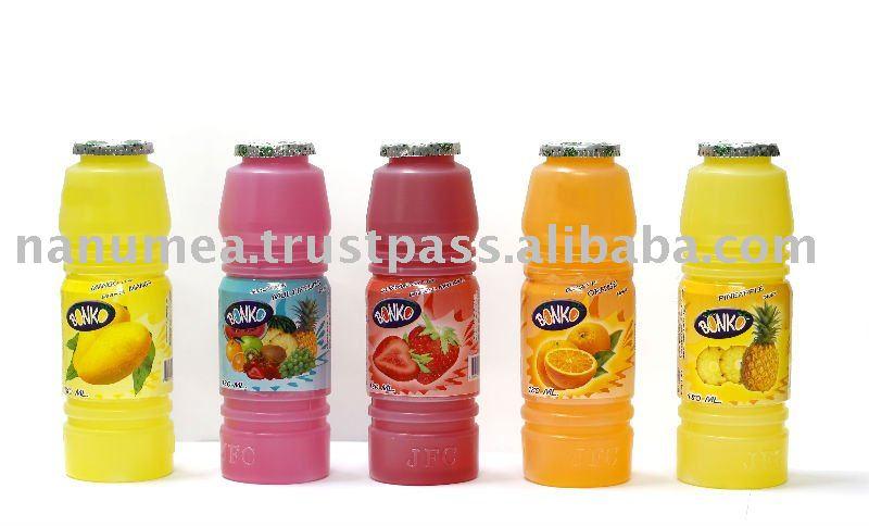 Fruit Juices (180ml PET Bottle)