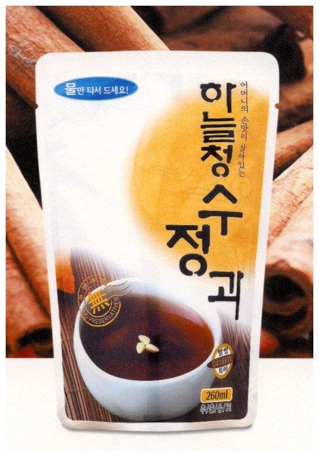 [KITA] Haneulcheong Sujeonggwa beverage