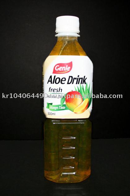 Genie Mango Aloe drink