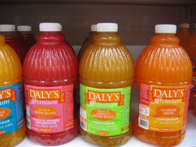 Cordial Fruit Juices