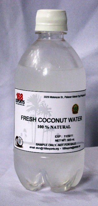 Coconut Water in BIB