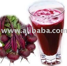 Red Beet Juice Concentrate
