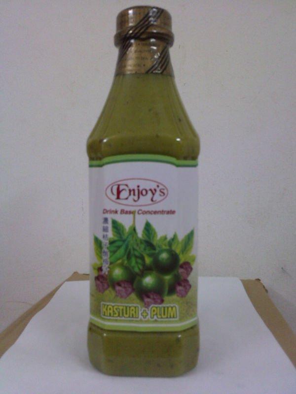 Fruit Juice Concentrates (Kasturi+Plum)