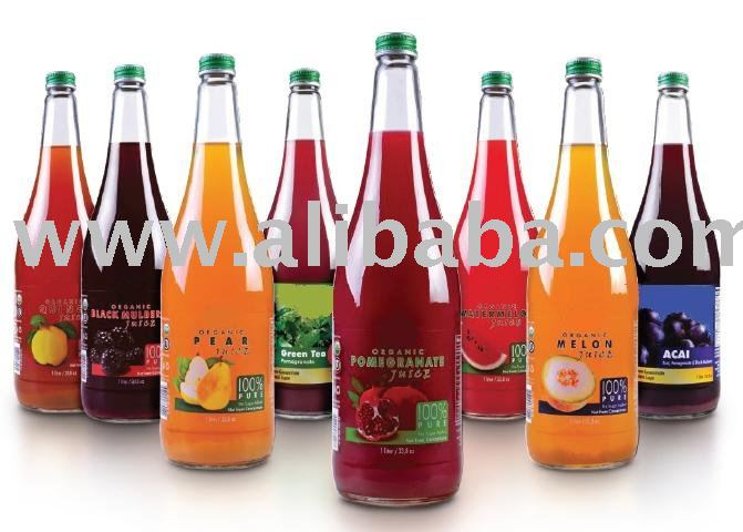 %100 Organic Acai Juice