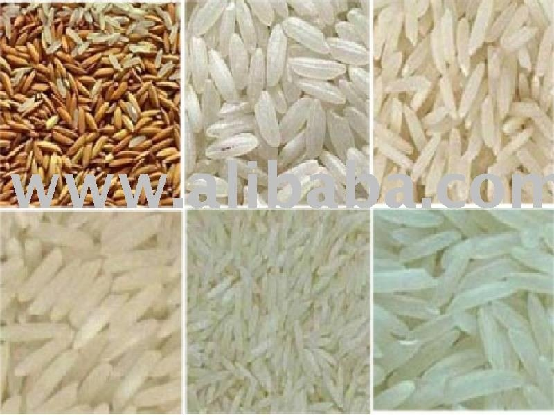 Different varieties of rice basmati irri 6 long grain parboiled products pakistan different - Six alternative uses of rice at home ...