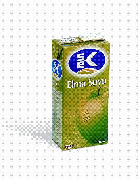 Sek 1000 cc Apple Juice