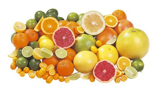 Citrus Fruits Concentrate Juices