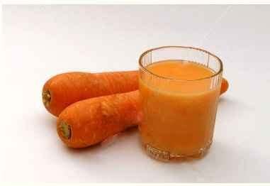 Carrot Concentrate Juice