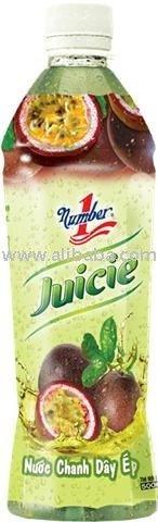 Number 1 fruit juice