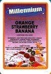 Millennium Juice  -Orange Strawberry Banana