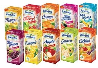 JUHAYNA fruit drinks