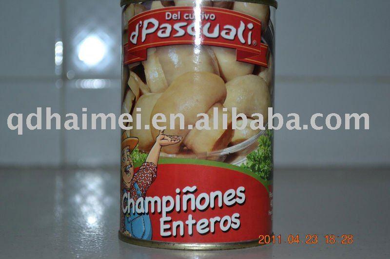 2011 button whole mushroom tinned food