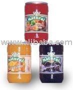 Natural Transparent Canned Juice