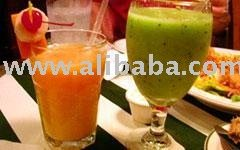 Fruit Juice and Soft Drink