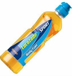 Lucozade Sports 500ml Orange juice