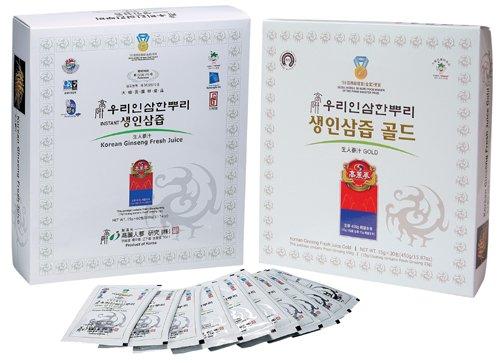 Korea n  Ginseng  Fresh  Juice (Instant Type)