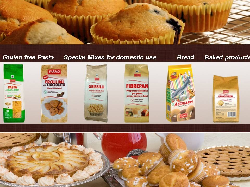ITALY - gluten free and healthy food products ref.n.2011031