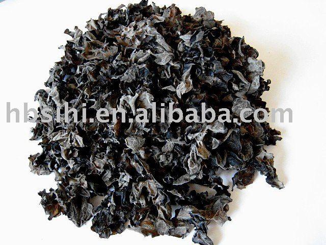 Selenium-rich Black Fungus