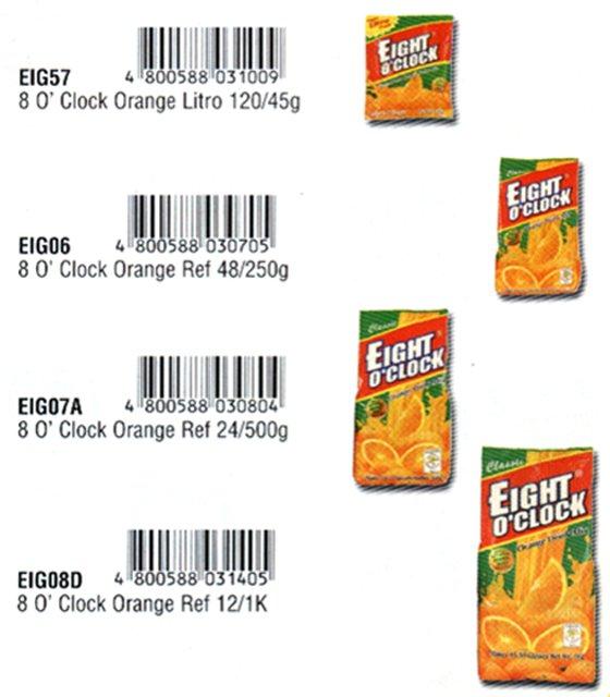 EOC Juice drink